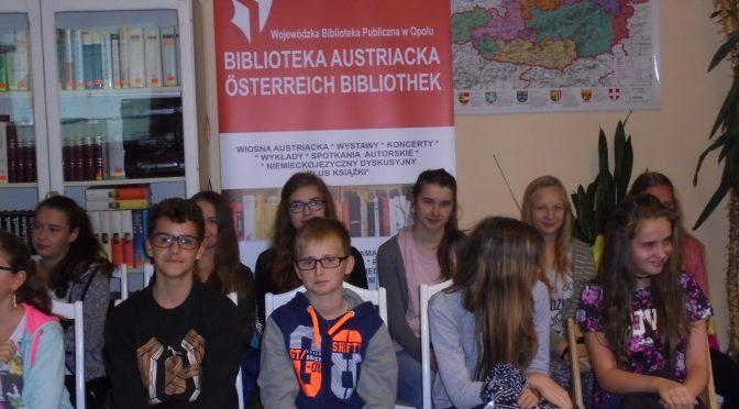 Warsztaty literacko – językowe z języka niemieckiego