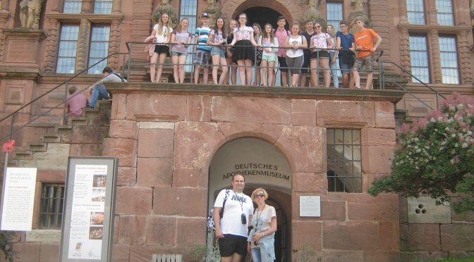 Wymiana polsko-niemiecka w Niemczech