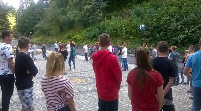 Euroweek 2017 – obóz językowy 2017 – Szkoła liderów
