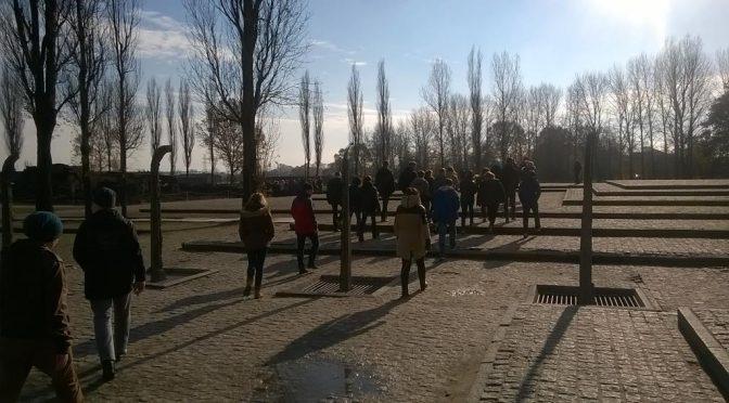Wycieczka klas trzecich do Oświęcimiu oraz do Krakowa